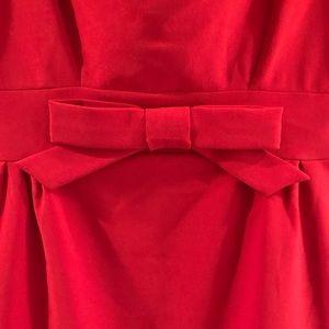 Dresses - Alika Red pencil dress size s